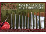 Army Painter ST5113 Hobby Starter - Mega Brush Set 9SIA00Y23D6821