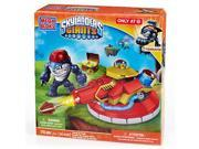 Mega Bloks 95409 Skylanders Giants Turret Air Raid - 70 Pieces