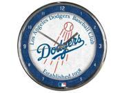 Wincraft CD-1094327941 Los Angeles Dodgers Chrome Clock