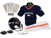 Franklin IF-FRA-15701F18-Y2 Denver Broncos Deluxe Youth Uniform Set - Medium