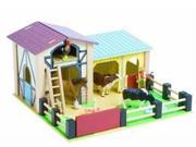 Le Toy Van TV411 Barnyard Wooden Toy 9SIAD245E32203