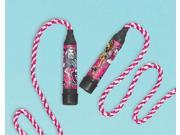Amscan 394665 Monster High Jump Rope Pack of 12