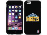 Coveroo Denver Nuggets Design on iPhone 6 Switchback Case