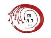 Image of ACCEL 5041R Super Stock Spiral Universal Wire Set, Red