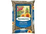 Global Harvest Foods 014182 Morning Song Deluxe Wild Bird Food - 20 Lbs. 9SIA00Y4379273