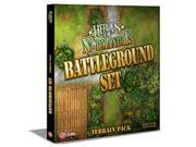 Q-Workshop IEL51250 HoN - Battleground Terrain Pack