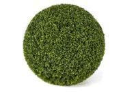 Autograph Foliages A 144324 24 in. Boxwood Ball Green