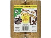 C S Products 32 oz. Sweet Corn Squirrel Log