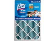 Lysol Air Filter Triple Protection 16 x 24 x 1 in. -  Pack of 2 9SIA00Y42X2801