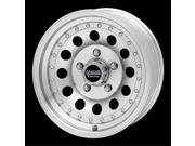 Wheel Pros AR626835 Outlaw Ii Wheel Machined With Clearcoat 5 x 135