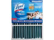 Lysol Unscented Home Air Filter - 20 x 25 x 5 in. -  Pack of 3 9SIA00Y42X2800