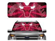 Chicago Bulls Auto Sun Shade
