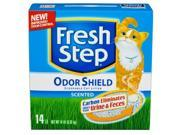 Fresh Step 044600030395 Scoopable Clumping Scented Cat Litter 14 lbs.