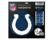 "Indianapolis Colts Magnets - 11""x11"" Prismatic Sheet"