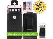 Cellet LTERP6B Teramo Premium Leather Case - Apple Iphone 6