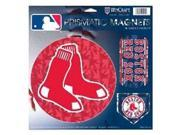 "Boston Red Sox Magnets - 11""x11 Prismatic Sheet"