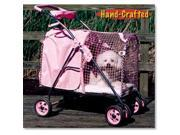 KittyWalk KWPS Pink SUV Pink Pet Stroller SUV