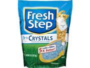 Fresh Step 044600030227 Crystals Cat Litter 8 lbs.