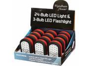 Wyndham House 12pc Led Lights In Countertop Display- 12pc Display