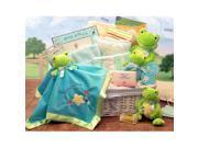Gift Basket Drop Shipping 890132-P Just Hoppin Around Baby Hamper - Pink