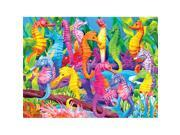 Masterpieces 31359 Singing Seahorses Puzzle 300 EZ Piece