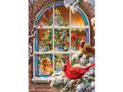 Masterpieces 31440 Dona Gelsinger Home For The Holidays Puzzle 500 Pieces