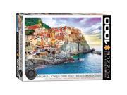EuroGraphics 6000 0786 Cinque Terre Manarola Italy Puzzle 1000 Pieces