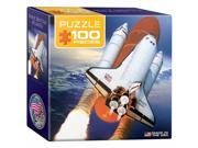 Euro Graphics 8104 0678 Space Shuttle Atlantis Mini Puzzle