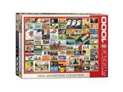EuroGraphics 6000 0804 Shell Heritage Vintage Collection Puzzle 1000 Pieces