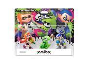Nintendo NVLEAE3A Amiibo Splatoon Series WiiU & EA