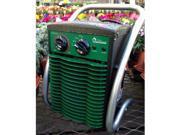 Dr Infrared DR218-1500W 1500W Greenhouse Garage Workshop Heater