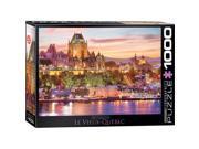 EuroGraphics 6000 0763 Le Vieux Quebec Puzzle 1000 Pieces