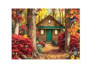 Masterpieces 31542 Alan Giana Hidden Retreat Puzzle 300 Pieces