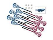 Olympia Sports LC092D Ultra Grip Lacrosse Set