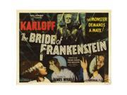 Hot Stuff Enterprise 8265-12x18-MV The Bride of Frankenstein Poster 9SIA00Y44W4177
