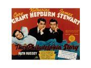 Hot Stuff Enterprise 4751-12x18-LM The Philadelphia Story Poster 9SIA00Y44W4155