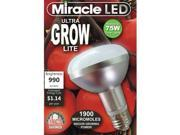 MiracleLED 603950  9.5W LED Reflector Flood  Soft White