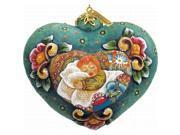 G.Debrekht 6102651 General Holiday Sweet Dreams Ornament 4.5 in.