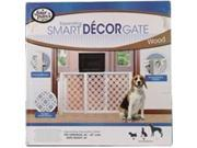 Four Paws Products 436177 Decor Expanding Wood Gate