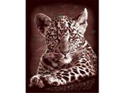 Image of ColArt PPCF25 Gold Foil Leopard Cubs