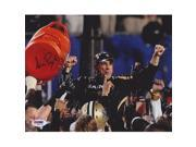 8 x 10 in. Sean Payton Autographed New Orleans Saints Photo with PSA and DNA Authenticity, Super Bowl XLIV Champion 9SIA00Y4563679