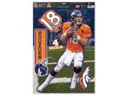 """Denver Broncos Peyton Manning 11""""""""x17"""""""" Multi-Use Decal Sheet"""" 9SIA00Y4538077"""