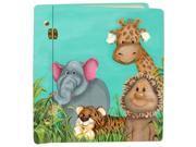 Lexington Studios 12103 Zoo Animals Album