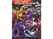 Ultra Pro 3EG007HC Apocalypse Prevention Inc. 2nd Ed - HC