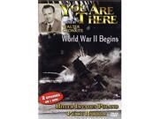 Isport VD7301A World War Ii Begins DVD Cronkite