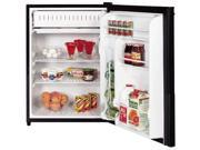 Ge 632117 Ge 5.7 Cu. Ft. Spacemaker Compact Refrigerator Black