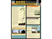 BarCharts 9781423218203 Home Maintenance Quickstudy Easel