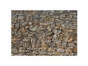 Brewster Home Fashions 8-727 Stone Wall Wall Mural - 100 in.
