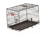 Jewett Cameron Company ZW 11536 36 in. Long Training Crate with 2 Door