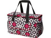 Image of Bumble Collection Bum-52070 Down by the Shore Cooler Bag, Royal Ruby Montage